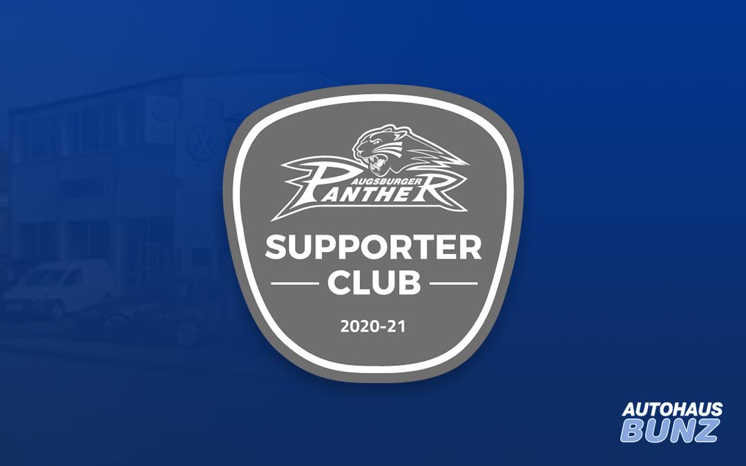 Autohaus Bunz ist Supporter der Augsburger Panther